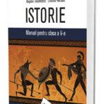 Manual de istorie, clasa a V-a, Bogdan Teodorescu și Cristina Hornoiu - Editura ALL