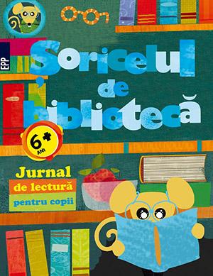 Șoricelul de bibliotecă - Jurnal de lectură pentru copii