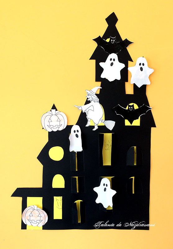 casa bantuita halloween