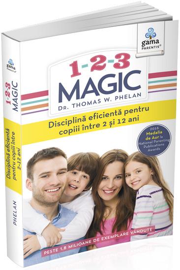 1-2-3 Magic Thomas Phelan