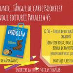 Bookfest 2018 - ateliere de lectură