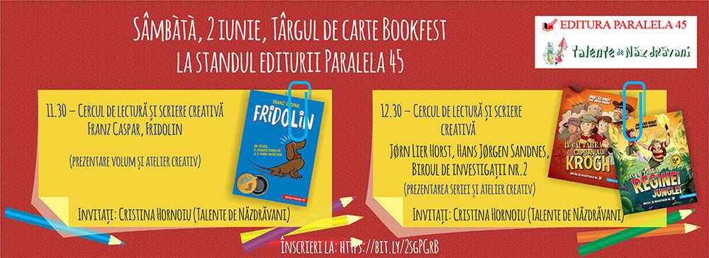 bookfest 2018 ateliere copii