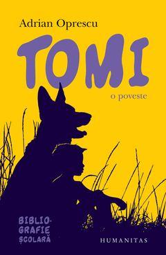 Tomi: o poveste - Adrian Oprescu
