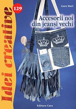 Accesorii noi din jeansi vechi
