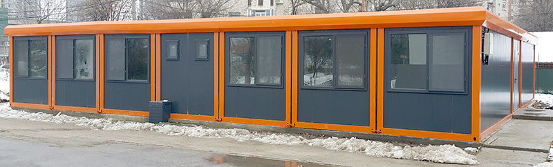 gradinita modulara