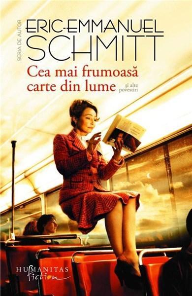 ERIC EMMANUEL SCHMITT Cea mai frumoasa carte din lume