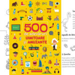 500 de adevăruri uimitoare și amuzante – editura Paralela 45
