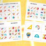 bingo 4x4 rechizite