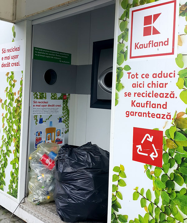 kaufland reciclare