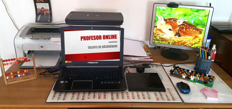Provocare: cum arată catedra ta online?