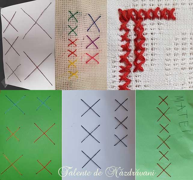 cusaturi litera X