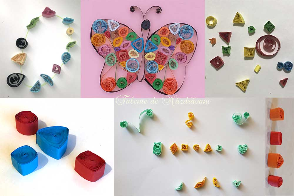 quilling forme simple