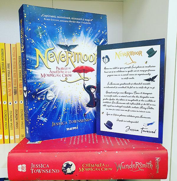 Nevermoor: Morrigan Crow - Jessica Townsend