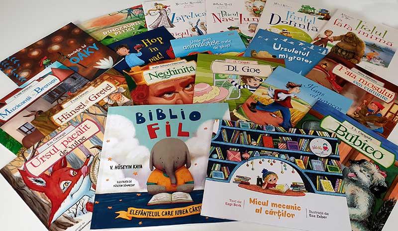 Bibliolove Editura ALL