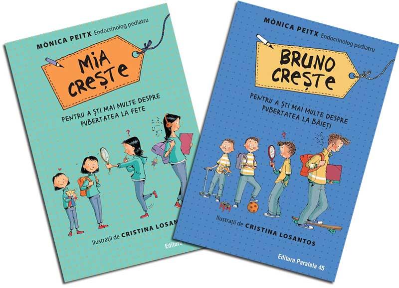 Monica Peitx: Mia crește - Bruno crește