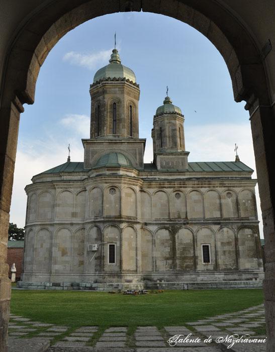Manastirea Dealu, langa Targoviste
