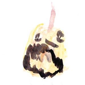 Concurs de pictura, Iris - dovleac de Haloween