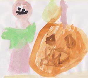 In febra picturii