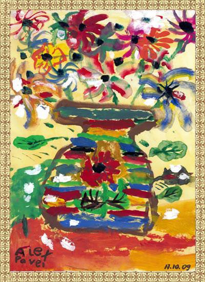 Alexandru Calin, flori de toamna