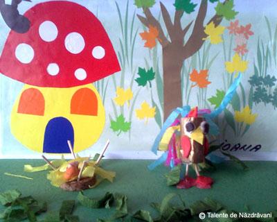 Figurine din dopuri de pluta