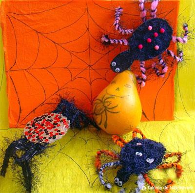 Paianjeni de Halloween