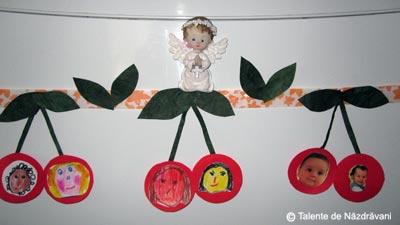 Cirese pentru toti copiii lumii