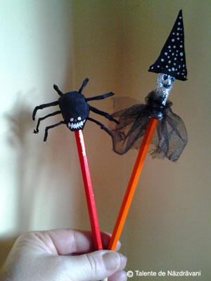 Creioane de Halloween