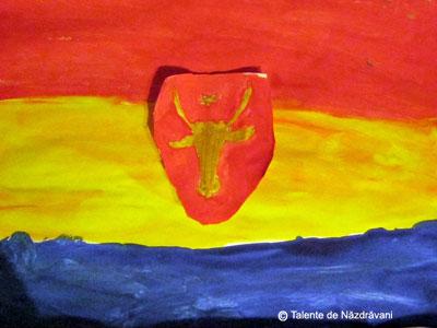 Drapelul Micii Uniri