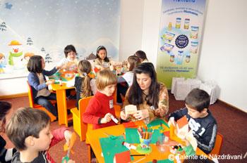 Atelierul Nazdravanilor, Gradinita Cuibusorul Zanelor